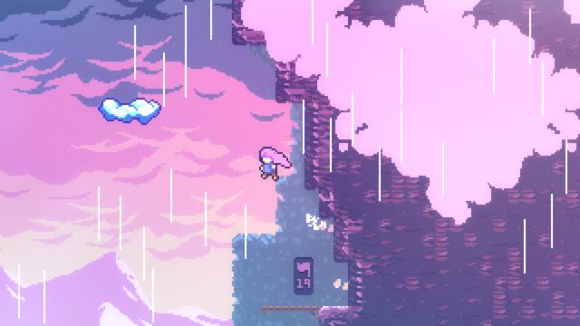 celeste platformer indie best games of 2018