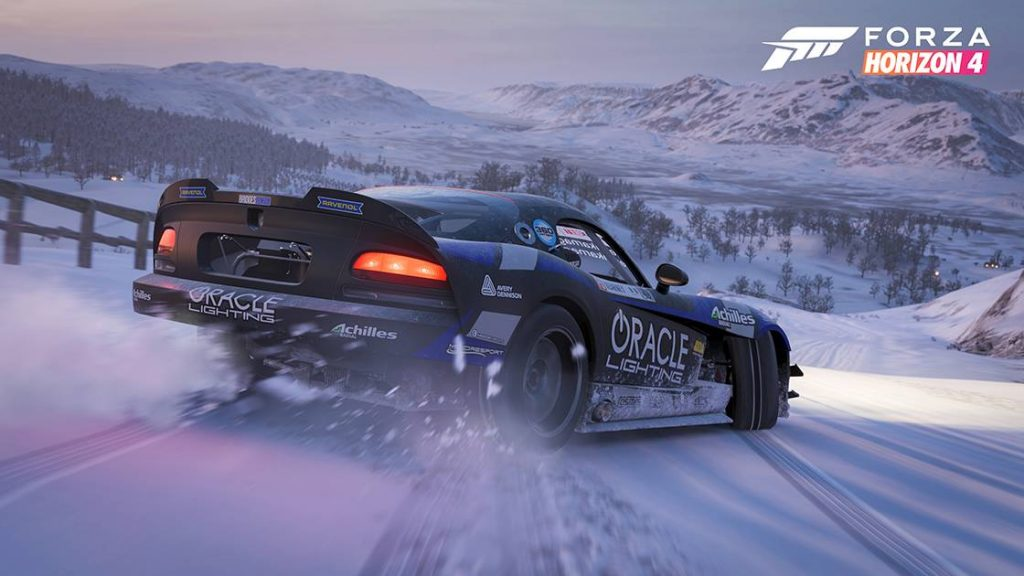 forza horizon 4 driving best games of 2018 xbox one