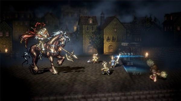 octopath traveller 16 bit jrpg best games of 2018
