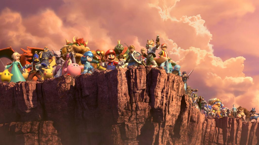 super smash bros ultimate best games of 2018 switch