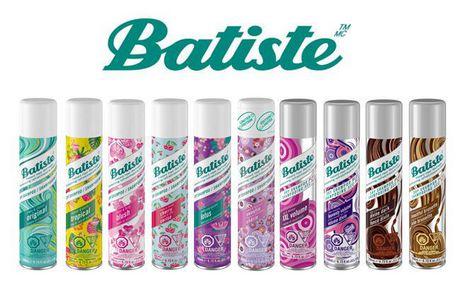 Batiste Shampoo
