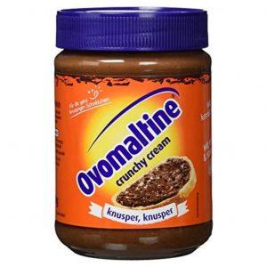Ovomaltine Spread Crunchy Cream