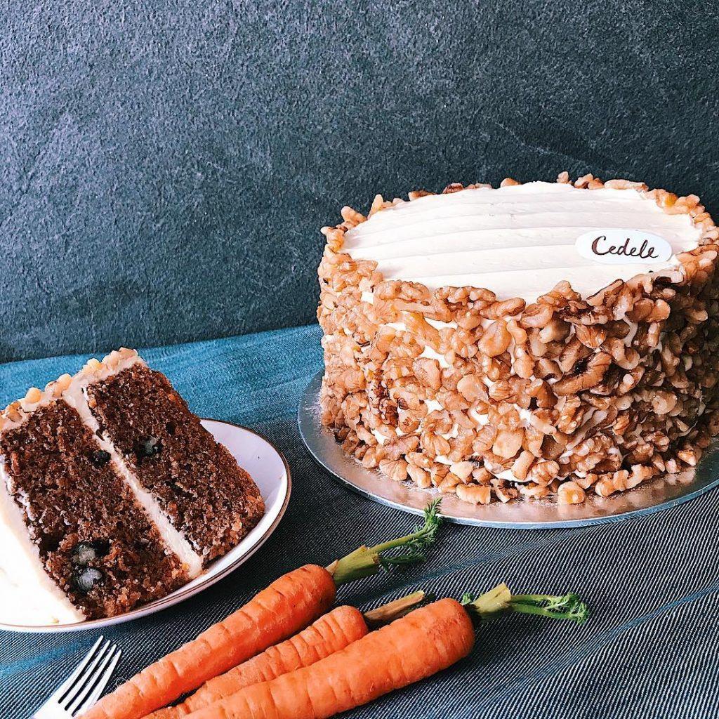 freebie birthday treat singapore - cedele