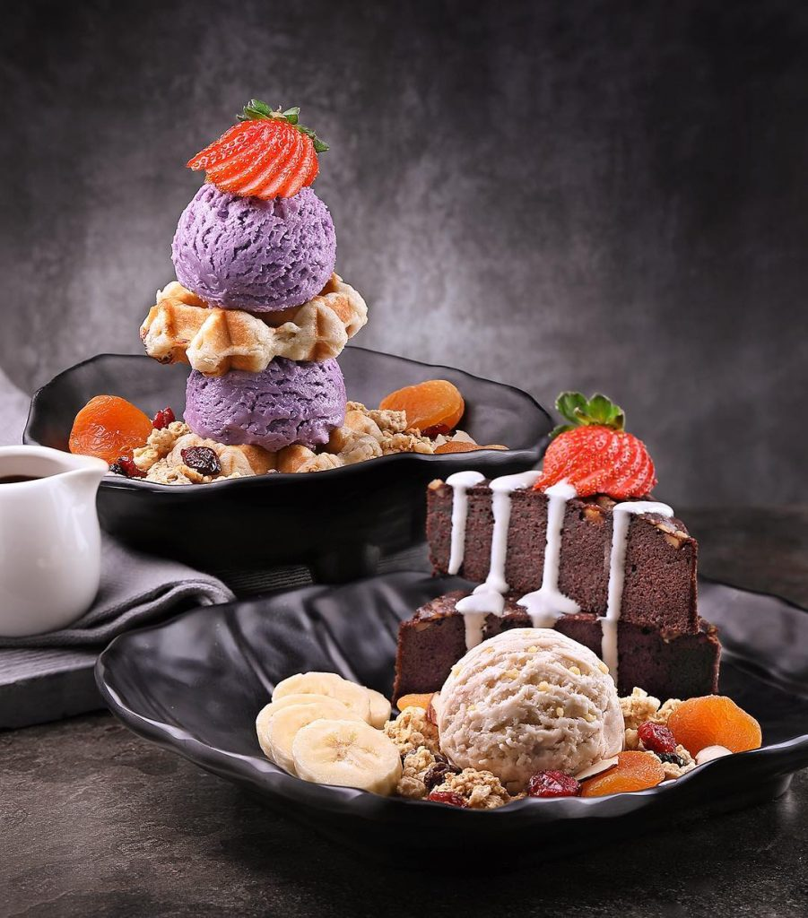 freebie birthday treat singapore - swensen's