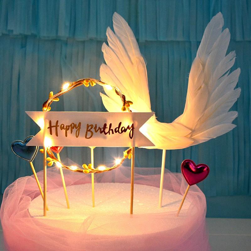LED Cake Topper