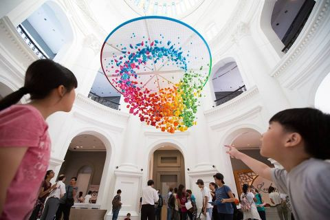 things to do in singapore - museum