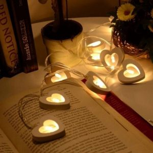 Heart Shape Lights