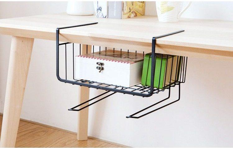 hanging basket desk organiser