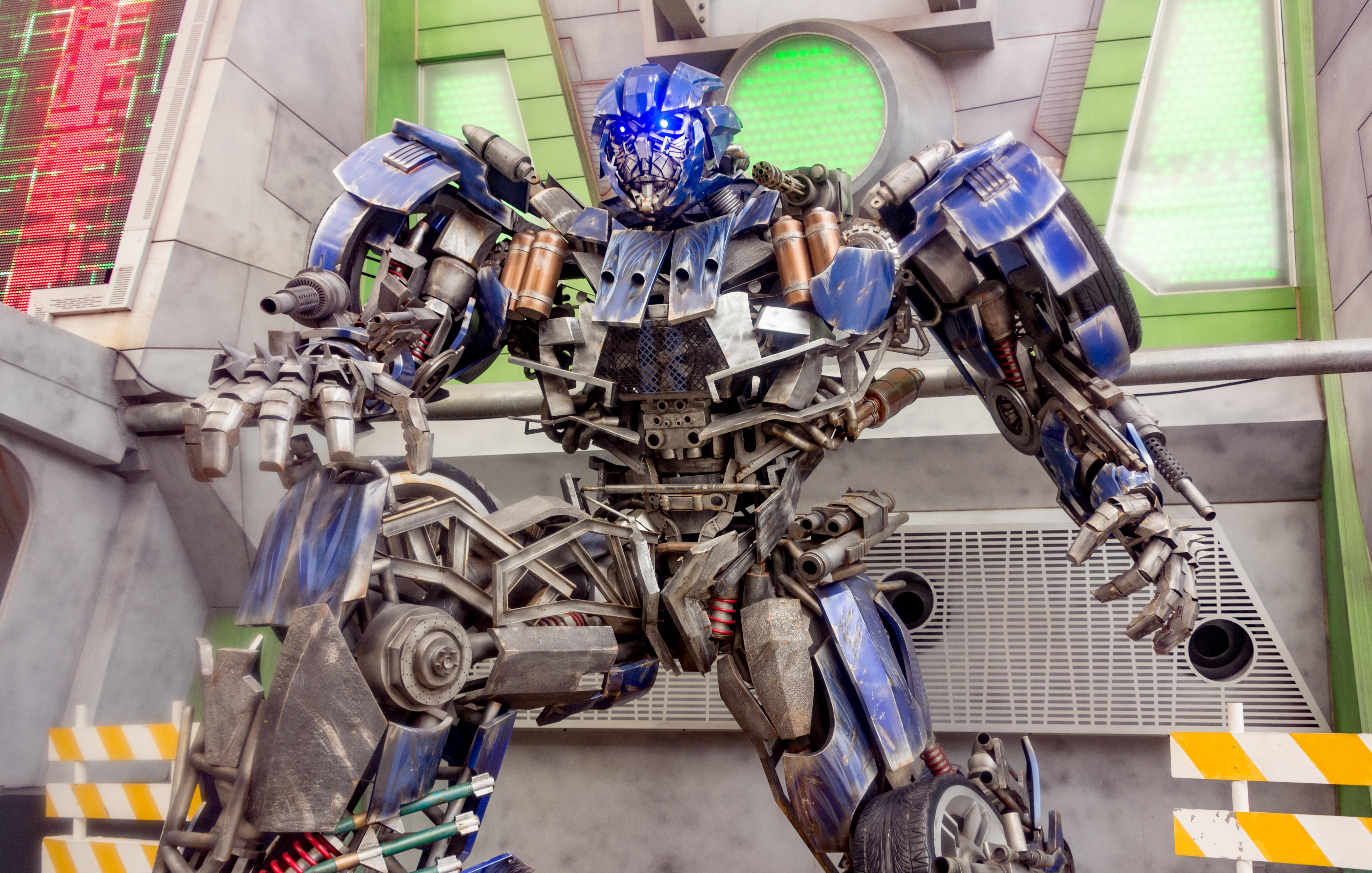 optimus prime uss