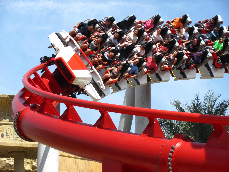 rollercoaster human