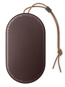 Brown Pocket-Sized Wireless Speaker