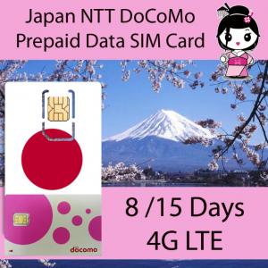 Japan Prepaid SIM Card
