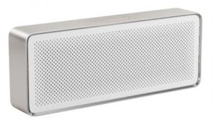White Rectangular Wireless Speaker