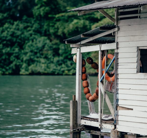 quiet places in singapore pulau ubin