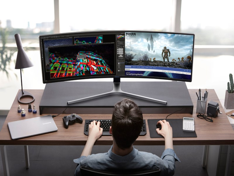 samsung c49hg90 best gaming desktop