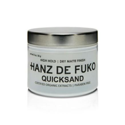 Hanz de fuko hair wax for mens hairstyle