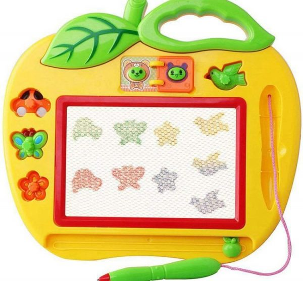 magnetic doodle board travel with kids