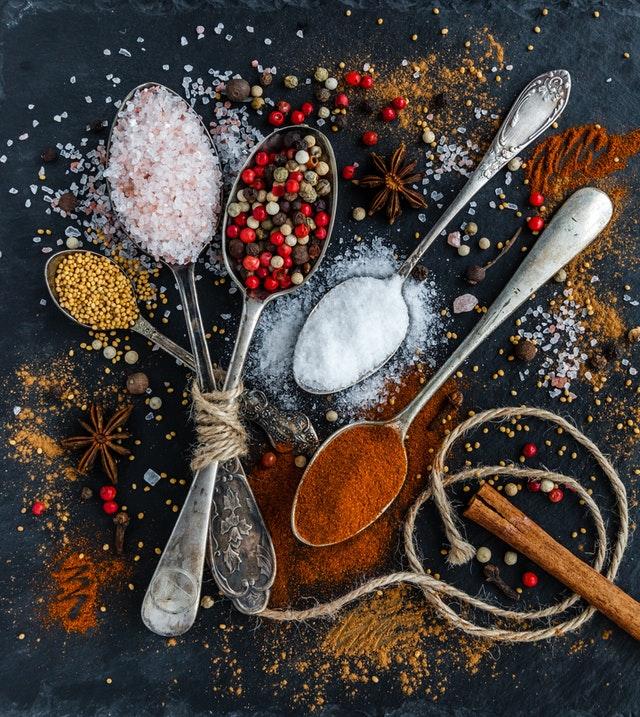 kitchen nightmare - Kitchen Seasonings