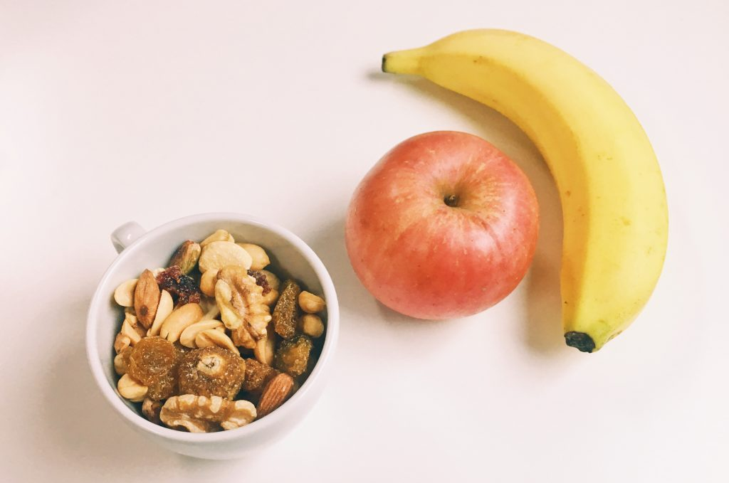 nuts and fruits how to stay awake after world cup