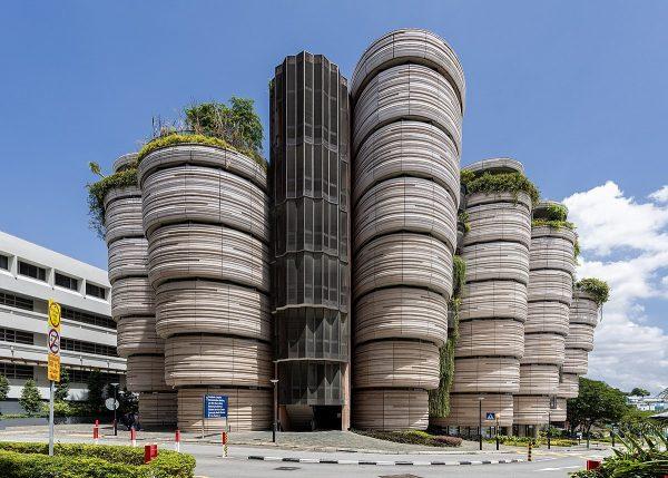 hidden instagram worthy places singapore ntu the hive dimsum basket building