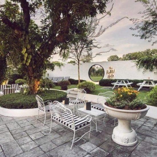 hidden instagram worthy places singapore the white rabbit garden hole