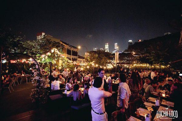 lucha loco instagram worthy places singapore cafe restaurant bar night
