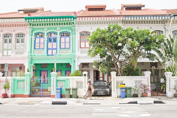 hidden instagram worthy places singapore famous koon seng road peranakan shop houses