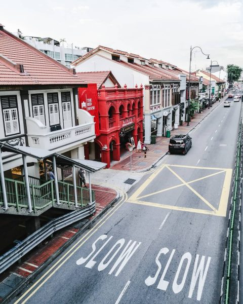 places to take photos singapore red house old katong bakery and confectionery