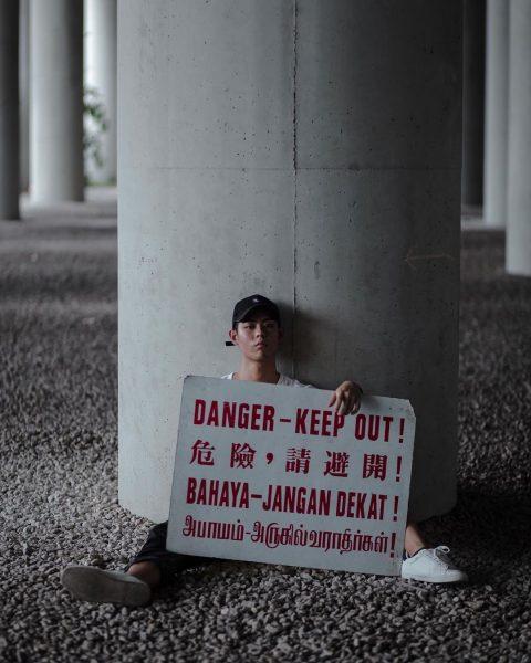 instagram worthy places in singapore under marina coastal expressway pillars