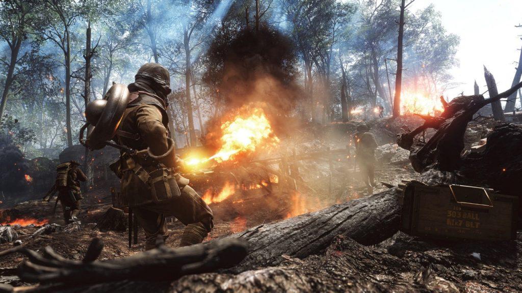 Battlefield 1 game Battlefield 5