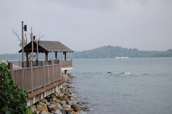 instagram worthy places singapore changi point coastal walk sea view
