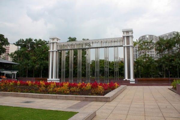 instagram worthy places singapore take photos istana park