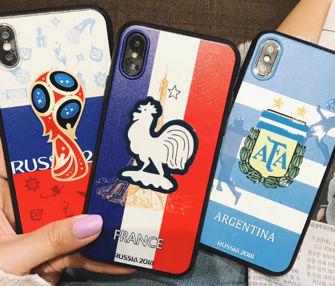 World Cup 2018 Phone Cover