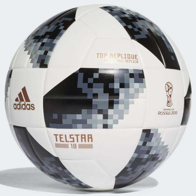 World Cup 2018 Official Match Ball Soccer