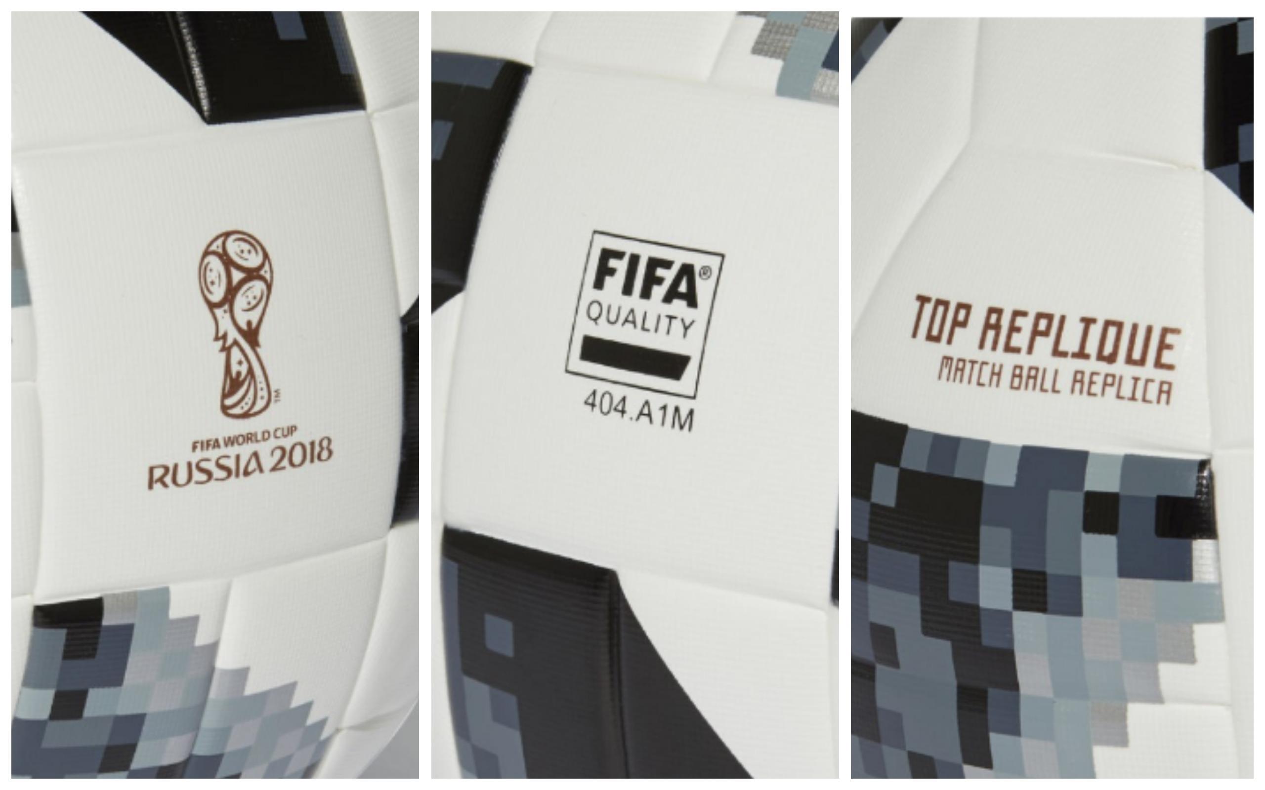 World Cup 2018 Soccer Ball Adidas
