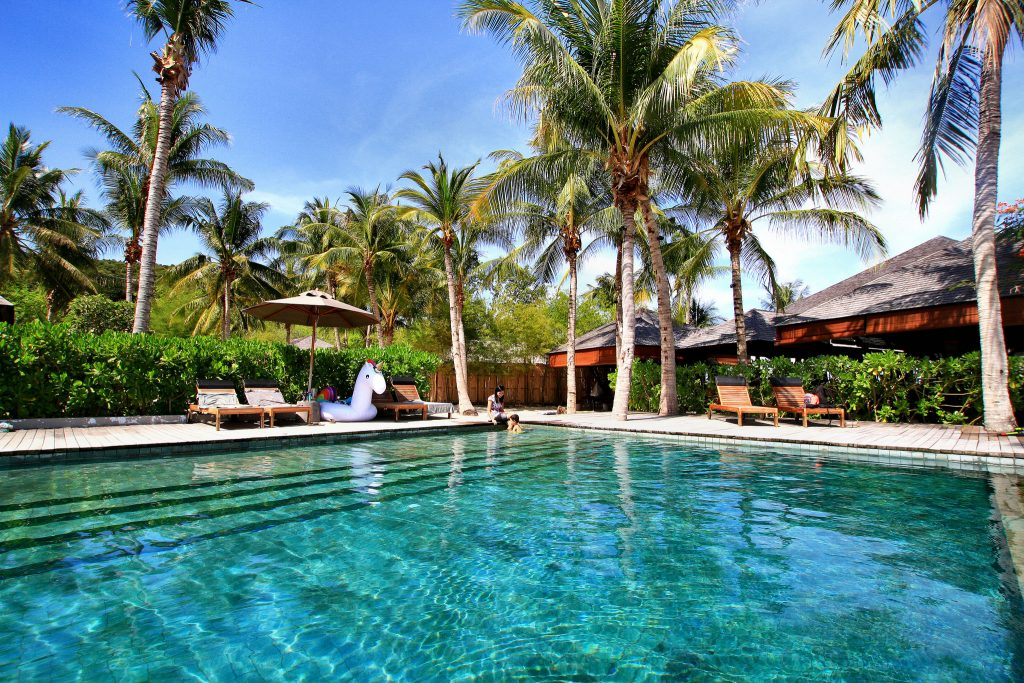 Tengah Island Batu Batu resort Malaysian islands