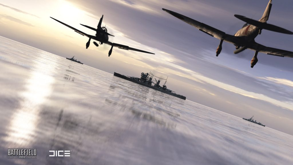 Battlefield 1942 which game to play for Battlefield 5