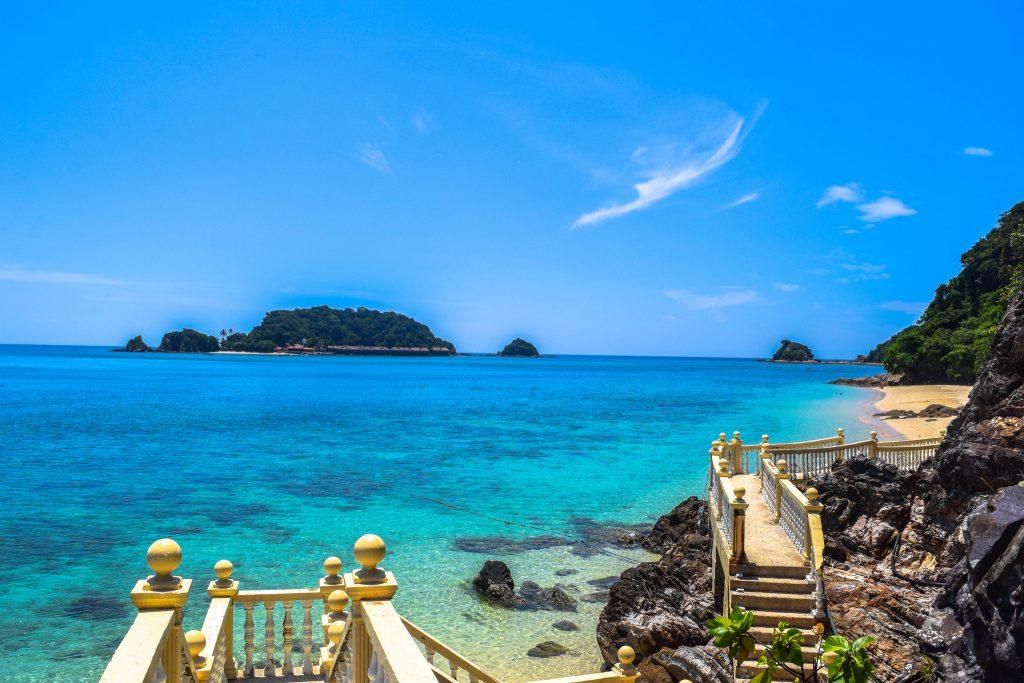 Kapas Island Malaysian islands