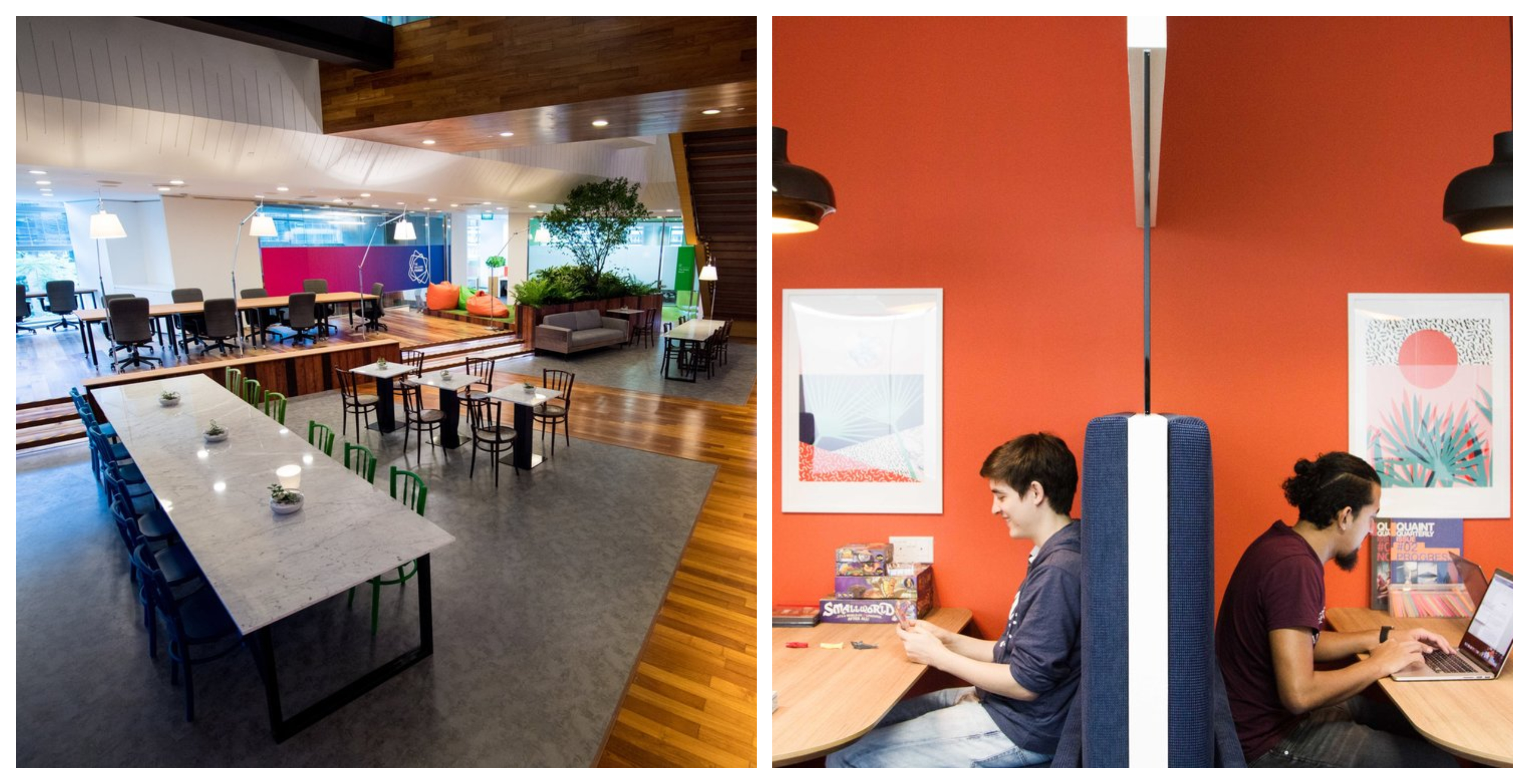 LEVEL3 coworking space singapore