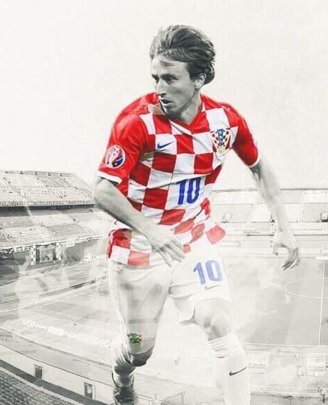 Luka Modric World Cup 2018 best football players