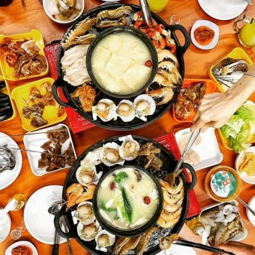 michin korean bbq and hotpot best korean bbq singapore