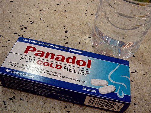 Panadol For Travel Packing List