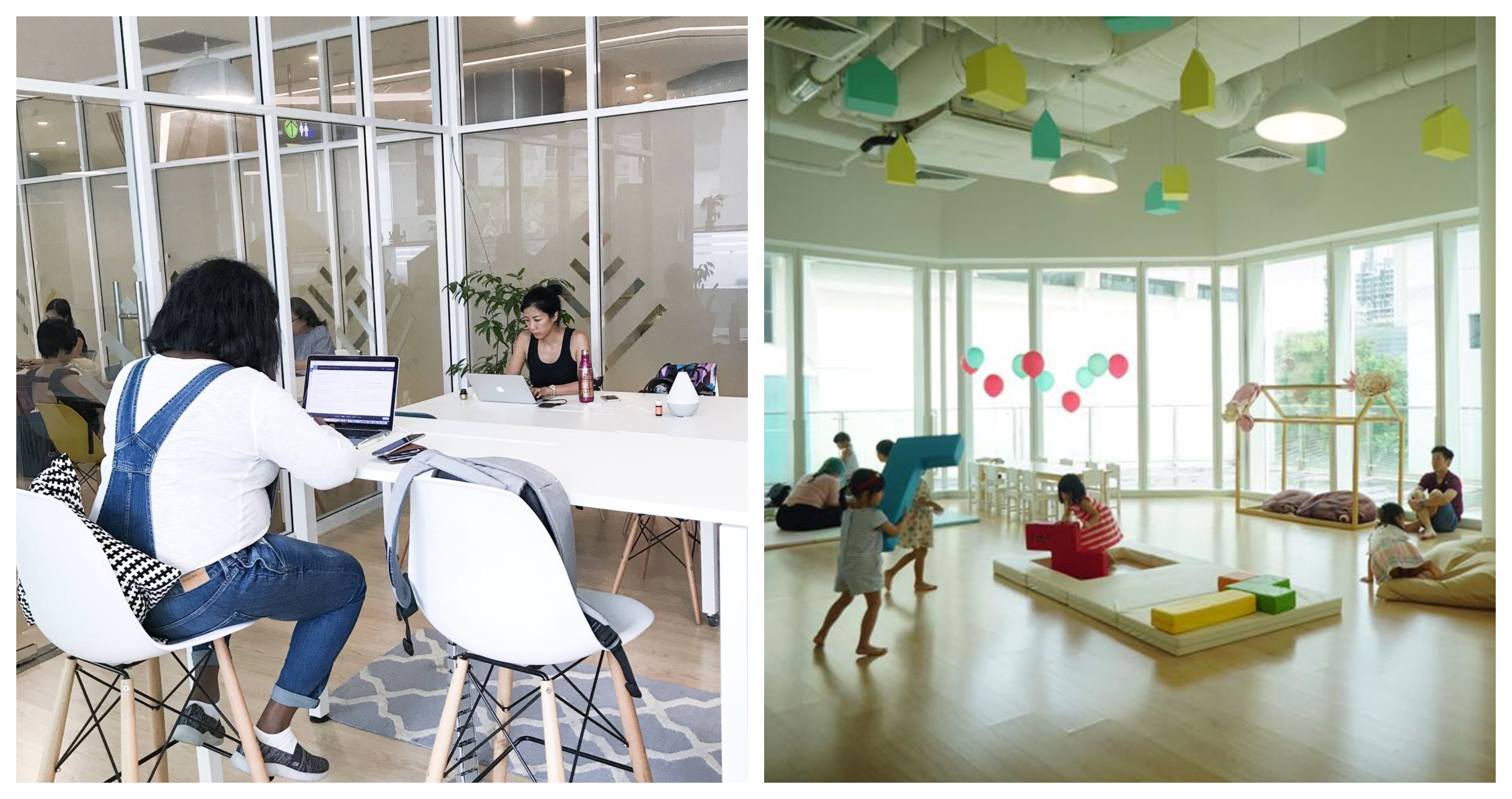 coworking spaces in singapore