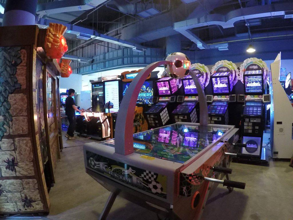 virtualand arcade
