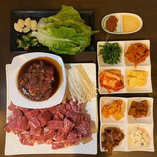woorinara best korean bbq singapore