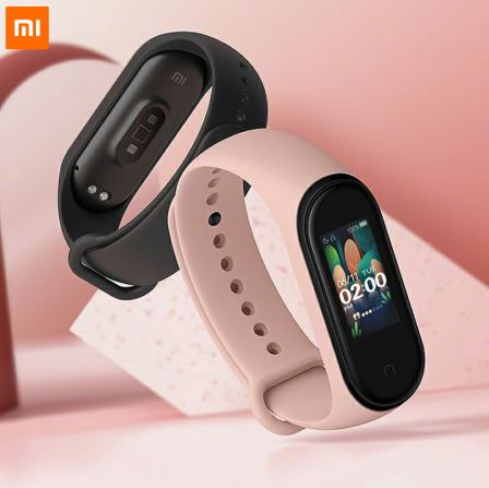 xiaomi mi smart band 4 best fitness trackers singapore