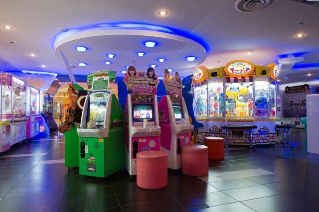zone x arcade in singapore