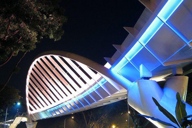 Hiking Trails Singapore Alexendria Arch