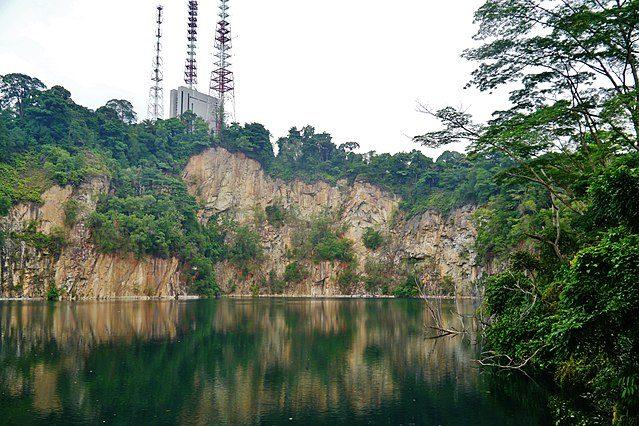 Hiking Trails Singapore Bukit Timah Nature Reserve