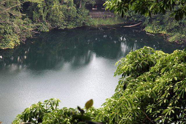 Hiking Trails Singapore Bukit Timah Quarry